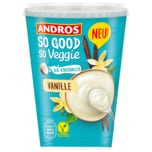 Andros So Good So Veggie Joghurtalternative Vanille 400g