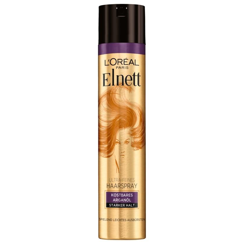 L'Oréal Paris Elnett Haarspray Starker Halt Arganöl 300ml