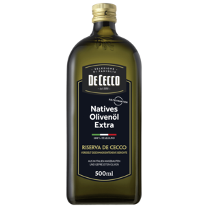 De Cecco Natives Olivenöl extra 500ml