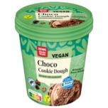 REWE Beste Wahl Choco Cookie Dough vegan 500ml