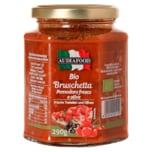 Audia Food Bio Bruschetta Frische Tomaten und Oliven 290g