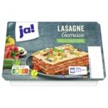 ja! Lasagne Gemüse 400g