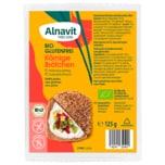 Alnavit Bio Glutenfrei Körnige Brötchen 125g