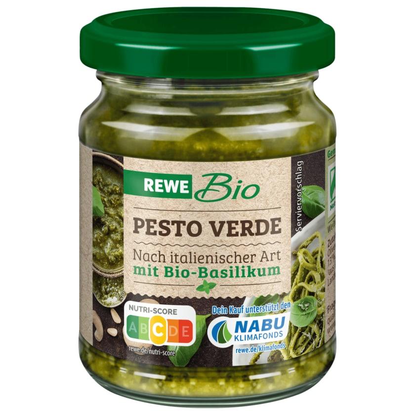 REWE Bio Pesto Verde Vegan 130g
