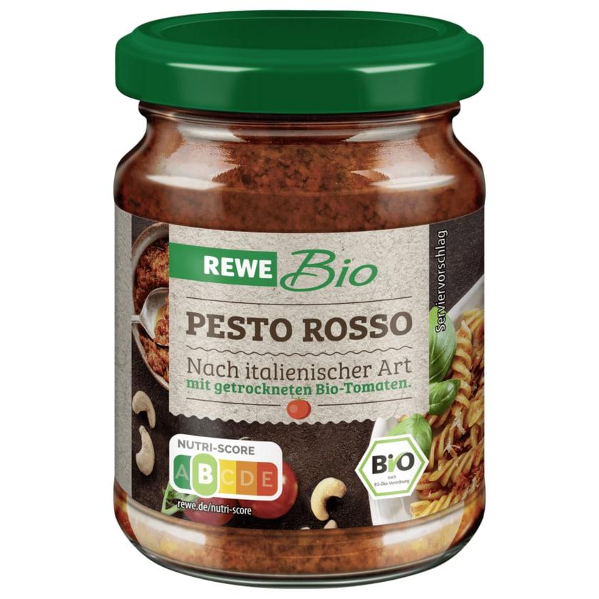REWE Bio Pesto Rosso Vegan 130g