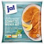 ja! Schweine Schnitzel Wiener Art 750g