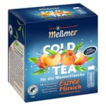 Meßmer Cold Tea Eistee Pfirsich 38,5g, 14 Beutel