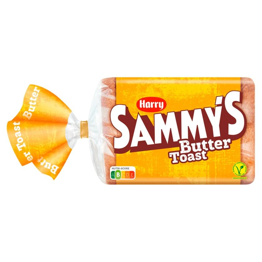 Harry Sammy's Butter Toast 250g