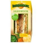 Leerdamer Sandwich Käse & Rucola 170g
