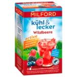 Milford kühl & lecker Früchtetee mit Wildbeeren-Aroma 50g