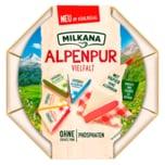 Milkana Alpenpur Vielfalt 140g