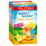 Milford kühl & lecker Schwarzer Tee mit Zitronen-Aroma 50g