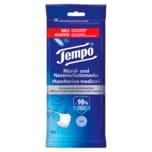 Tempo Mund- und Nasenschutzmaske 10 Stück