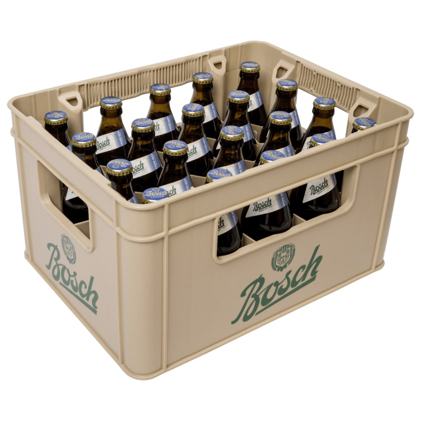 Bosch Lager Hell 20x0,5l