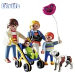 Playmobil Familienspaziergang mit Buggy 3209 (4+ Jahre)*