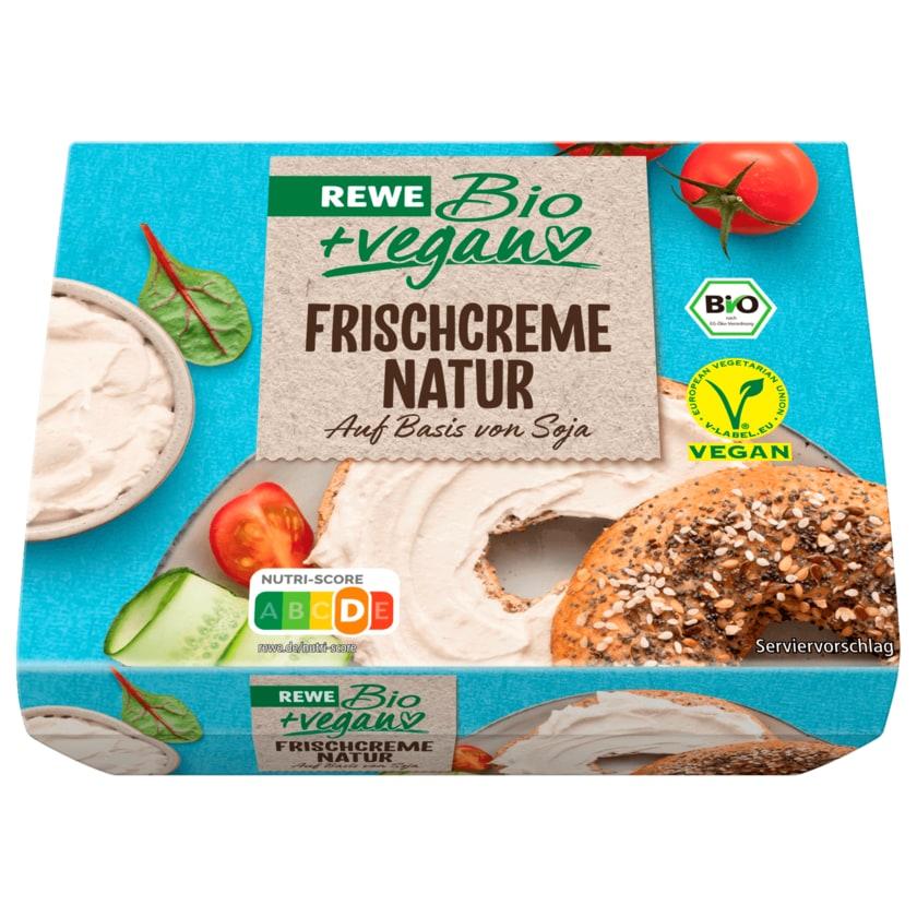 REWE Bio + vegan Frischcreme Natur 115g