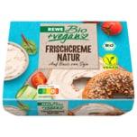 REWE Bio +vegan Frischcreme Natur 115g