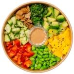 EatHappy Poké Bowl Veggie vegan 503g