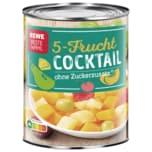 REWE Beste Wahl 5-Frucht Cocktail 250g