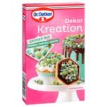 Dr. Oetker Dekor Kreation Grüner Mix