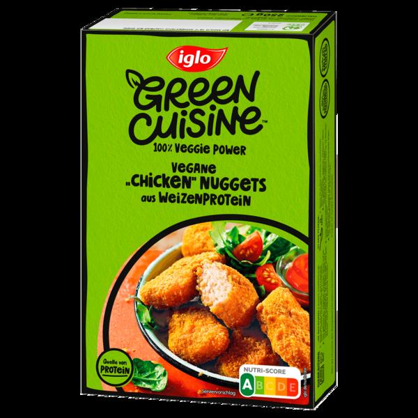 "Iglo Green Cuisine Vegane ""Chicken"" Nuggets 250g"
