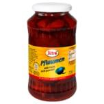 Jütro Pflaumen halbe Frucht leicht gezuckert 720ml