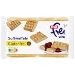 REWE frei von Softwaffeln glutenfrei 100g