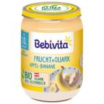Bebivita Frucht und Quark Apfel Banane 190g