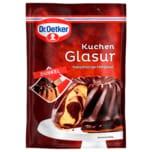 Dr. Oetker Kuchen Glasur Dunkel 150g