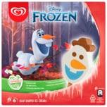 Langnese Disney Frozen Olaf Eis 6x60ml