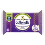 Cottonelle Feuchtes Toilettenpapier Spa Seide & Jasmin 42 Stück