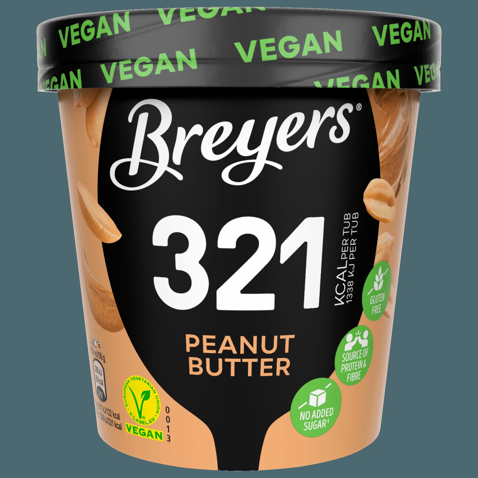 Breyers Erdnussbutter Eiscreme 20ml bei REWE online bestellen