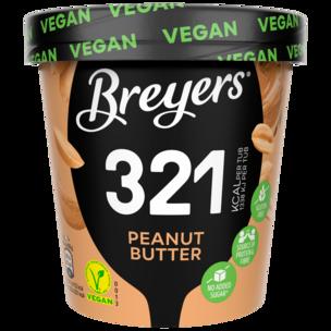 Breyers Erdnussbutter Eiscreme 465ml