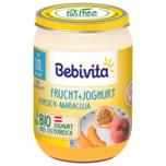 Bebivita Bio Fruchtjoghurt Pfirsich-Maracuja 190g