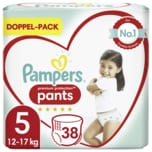 Pampers Premium Protection Pans Gr.5 Junior 12-17kg 38 Stück