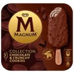 Magnum Chocolate Crunchy Cookie 3x90ml