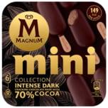 Magnum Mini Intense Dark Eis am Stiel 6x55 ml