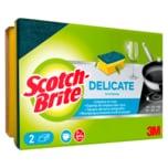 Scotch-Brite® Delicate Reinigungsschwamm 2 Stück