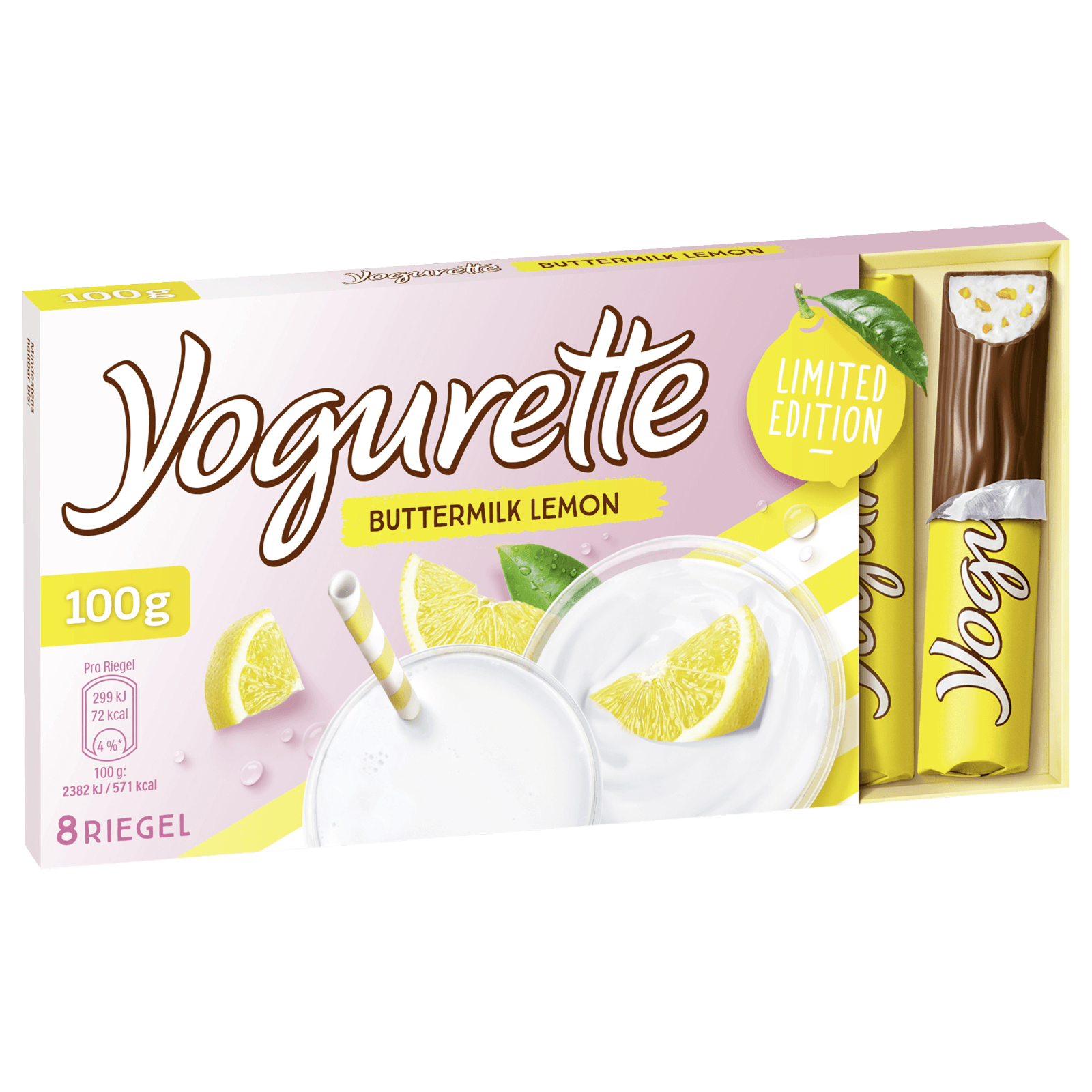 Yogurette Buttermilk Lemon 100g Bei Rewe Online Bestellen