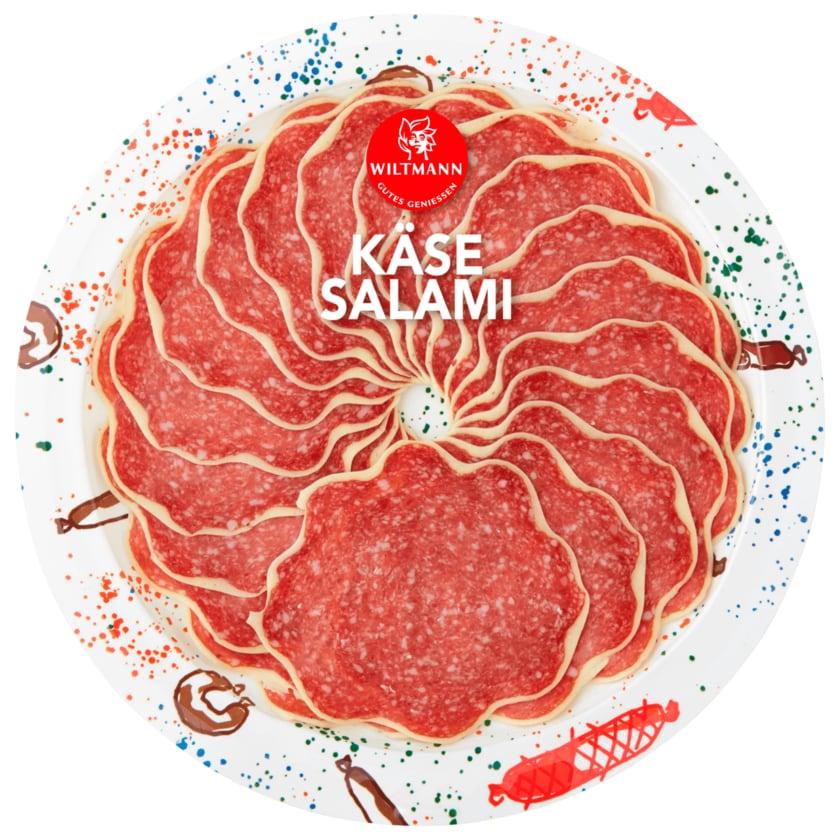 Wiltmann Salami mit Parmesan 80g