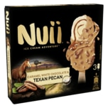 Nuii Ice Cream Caramel White Chocolate & Texan Pecan 3x90ml