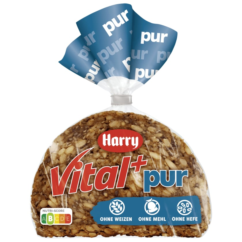 Harry Vital & pur 250g