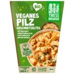 Tress Brüder Veganes Pilz Geschnetzeltes Bio 420g