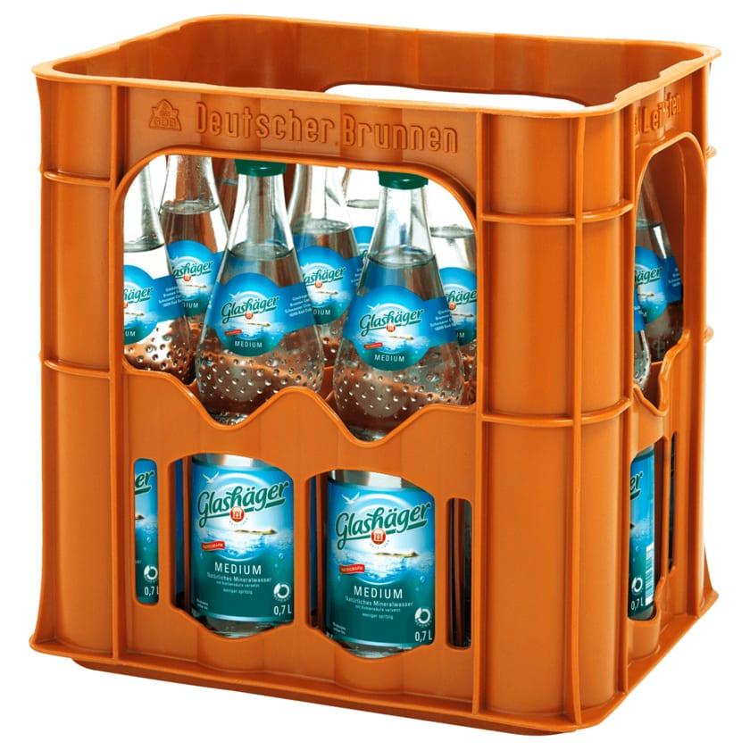 Glashäger Medium 12x0,7l