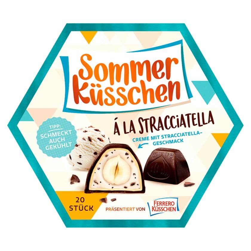 Ferrero Küsschen Sommer Küsschen à la Stracciatella 182g