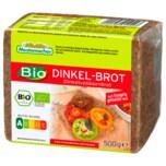Mestemacher Bio Dinkel-Brot 500g