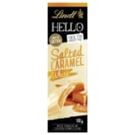 Lindt Schokolade Salted Caramel White 100g
