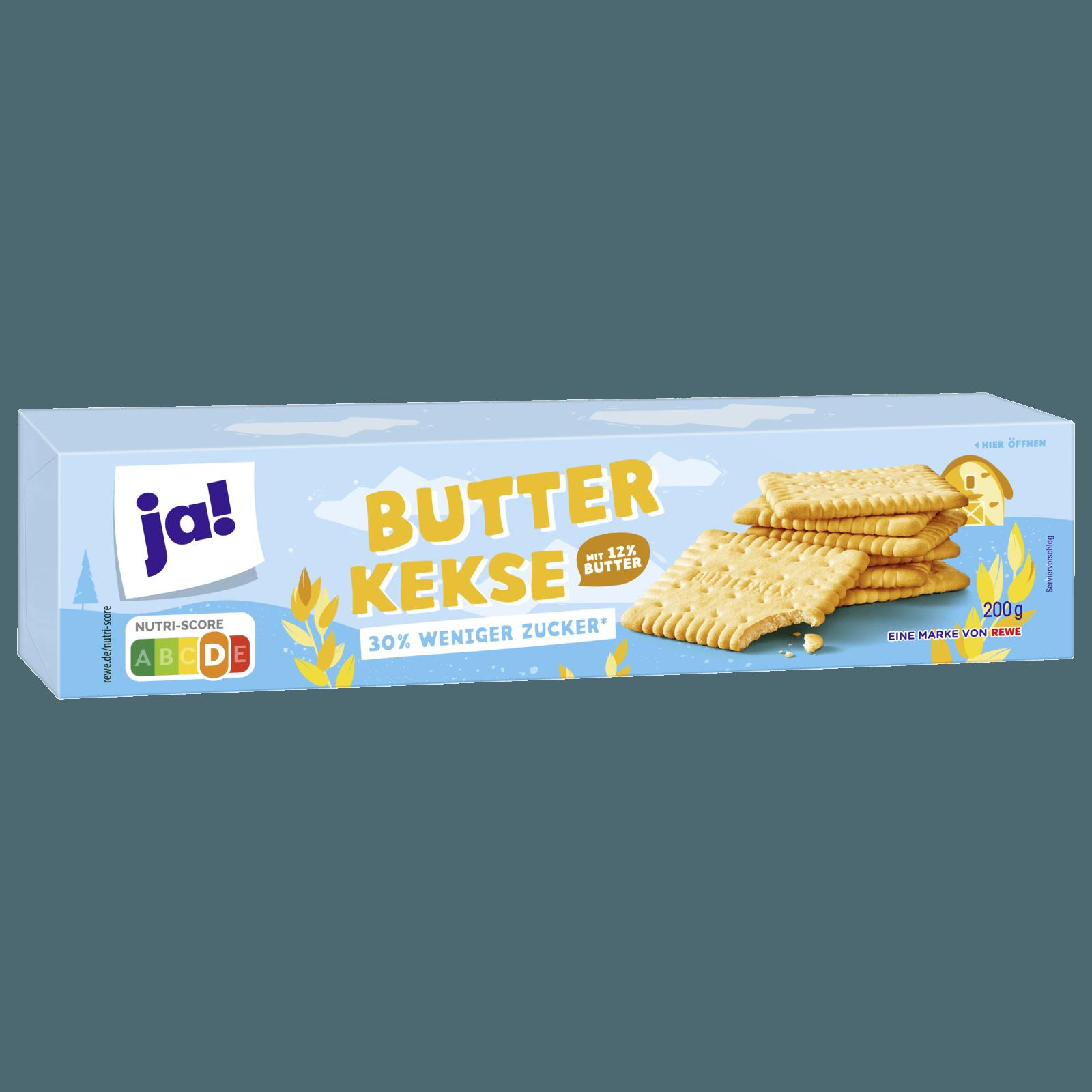 Dänische Butterkekse Rewe
