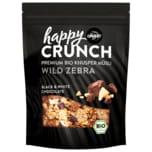 Davert Happy Crunch Wild Zebra Black &White Chocolate Bio 325g