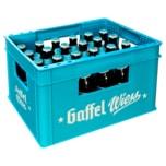 Gaffel Wiess 24x0,33l